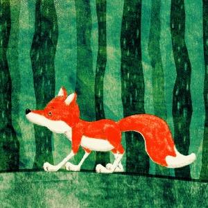 Furchtloser Fuchs