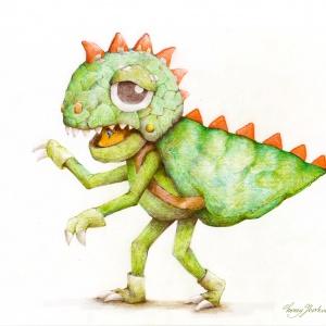 Little Dragon Peter