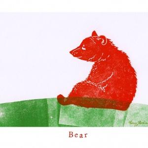 """B like Bear"""