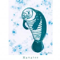 """""""M like Manatee"""""""