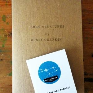 """Lost Creatures"" by Honey Gherkin"