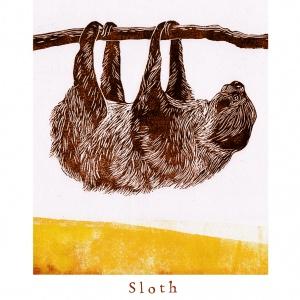 """""""S like Sloth"""""""